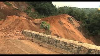 Evacuación preventiva en Xixitla por riesgo de nuevos deslaves