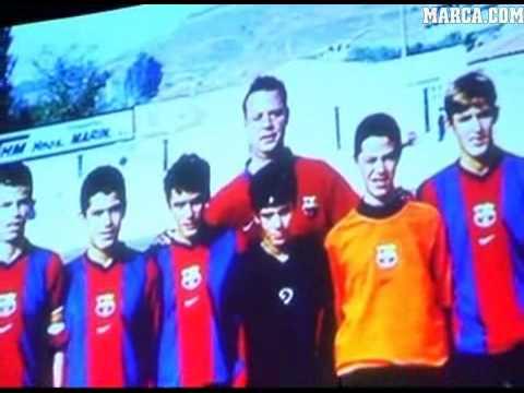 Bongda24h   Clip  Con tim c a Fabregas v n dang hu ng v  Nou Camp