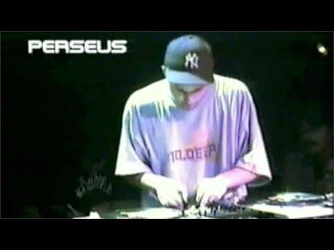 DJ Perseus — 2000 DMC US Finals