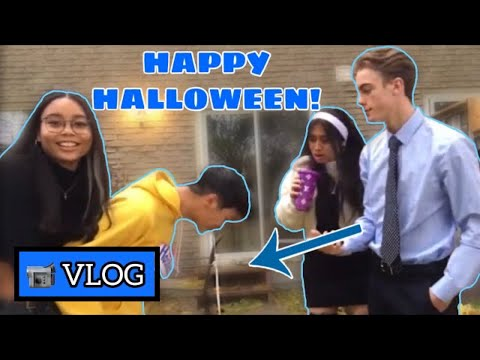 EW! WHAT IS THAT?! (Halloween Vlog) from YouTube · Duration:  3 minutes 57 seconds