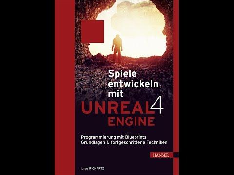 Deutsches Unreal Engine 4 Buch erschienen!