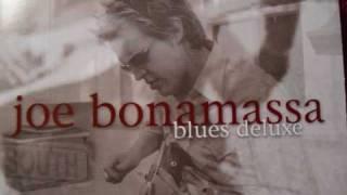 Bonamassa Burning Hell