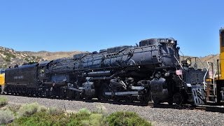 Big Boy 4014 Steam Train: Headin' Home Tour