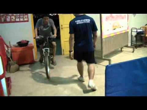 จักรยานไฟฟ้า   ทำเอง Hispeed 40 km/h