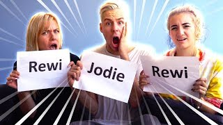 Wer würde eher... sich ins GLEICHE Geschlecht verlieben?! Mit Kelly & Jodie