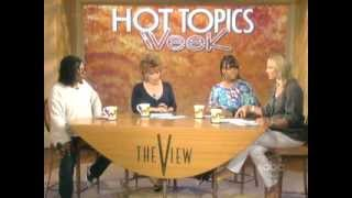 The View Debates over Abortion: Pro Choice? Pro Life? Classic Clip