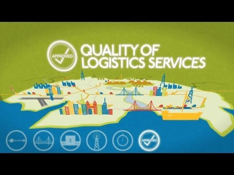 How Do You Improve the Backbone of International Trade?