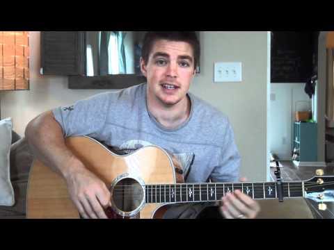 "How to Play ""Healer"" - Kari Jobe (Matt McCoy)"