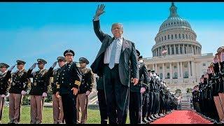 Батька Трамп создает новый порядок
