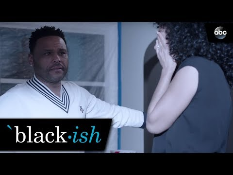 """I have no idea what we're fighting about!"" - black-ish"