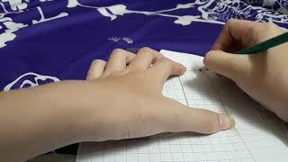 Cách làm squishy giấy 3d hình lát bánh kem phần 1_Ngọc Thủy Channel