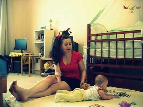как заниматься с 3х месячным ребенком