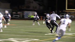 Referee stops Darien's Hudson Hamill (but Southington can't) thumbnail