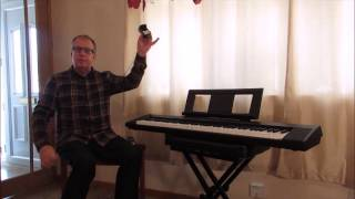 Yamaha Piaggero NP 32 - Honest 13 minutes Appraisal