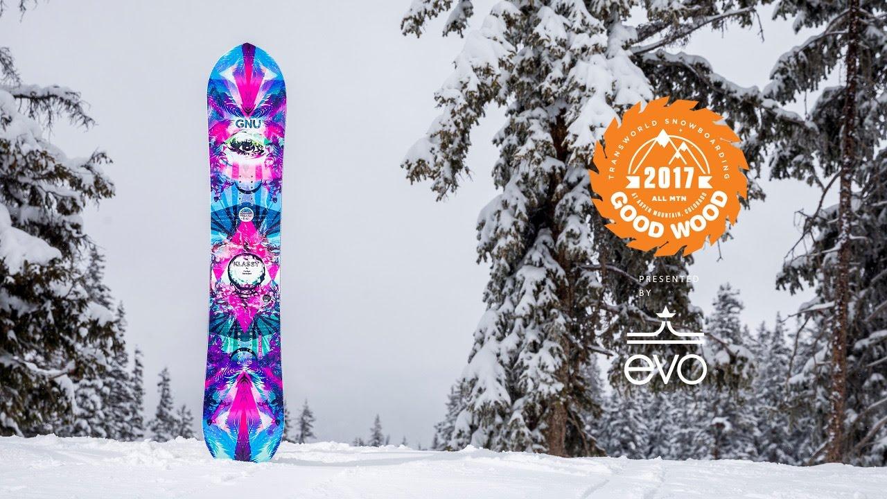 Video Reviews: Best Womens Snowboards for 2016-2017 Good Wood Snowboard Reviews