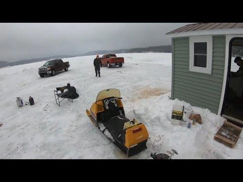 Teal Lake Perch Fishing