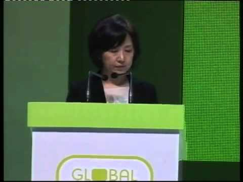 Global Youth Forum 2012 - Ms. Nobuko Horibe Speech, UNFPA Regional Director for Asia and the Pacific