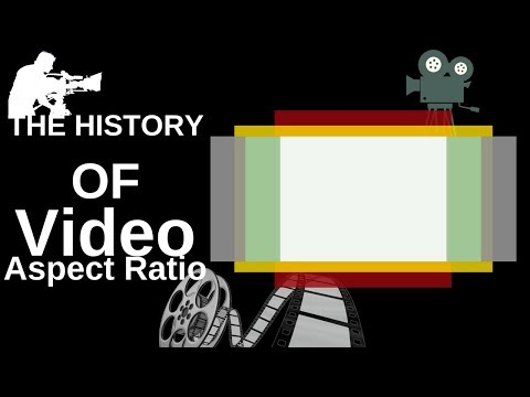 Video Aspect Ratio: A Brief History & The Evolution of Motion Picture