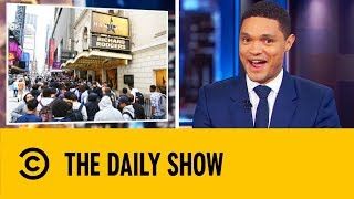 Trevor Noah Loves New York City | The Daily Show with Trevor Noah