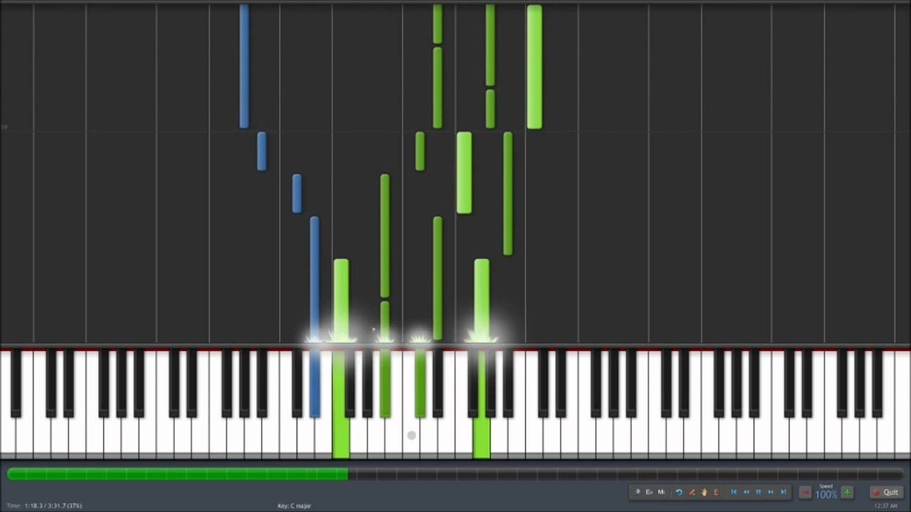 Lou reed perfect day on synthesia youtube lou reed perfect day on synthesia hexwebz Images