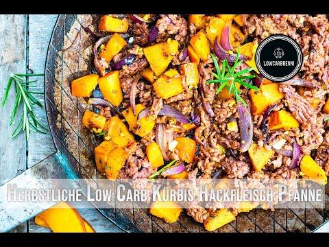 Low Carb Kürbis