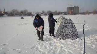 Рыбалка Новосибирск (Затон 2018..г)