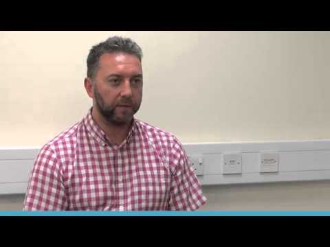 Cranfield Executive MSc Logistics and Supply Chain Management student interview - Thom Cleary