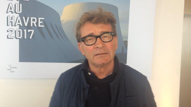 Jean Blaise directeur un été au Havre 2017 - YouTube