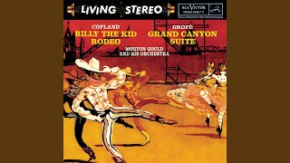 Billy the Kid: Suite: Introduction: The Open Prairie