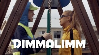 Rjóminn - Dimmalimm ft. Sprite Zero Klan