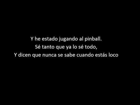Pinball - Brian Protheroe | Subtitulado Español