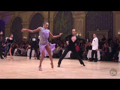 Riccardo Cocchi - Yulia Zagoruychenko USA - Disney 2018 - Pro Latin  SF Chacha