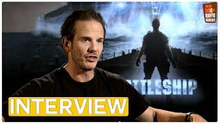 Battleship | Peter Berg - Raumschiff Design EXKLUSIVES Interview (2012)