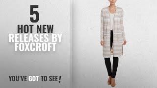 Hot New Foxcroft Women Clothing [2018]: Foxcroft Womens Cardigan, S