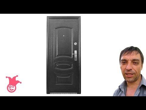 ✅ Китайские двери входные  - СМОТРИ ЧТО ВНУТРИ / Приколы