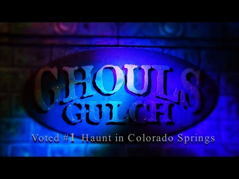 Ghouls Gulch Is Haunting Colorado Springs In 2015