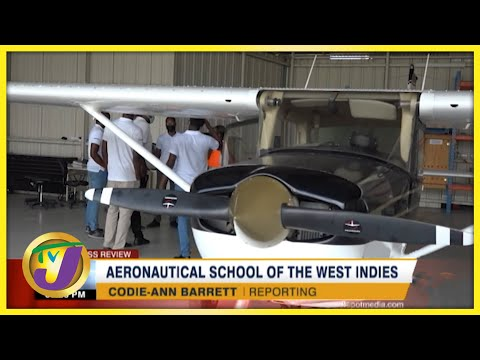 Aeronautical School of the West Indies   TVJ Business Review - Sept 19 2021