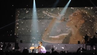 The Honeymoon Tour// Ariana Grande - Just A Little Bit Of Your Heart