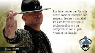 Conozca como es el entrenamiento del Sargento Instructor Líder del Ejército Nacional