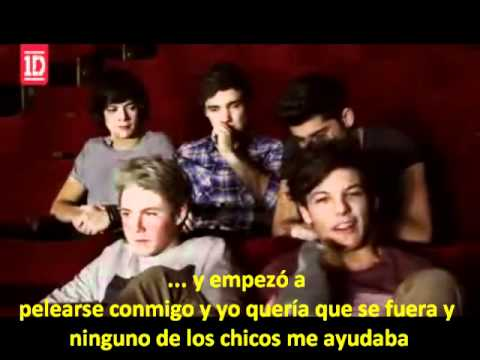 One Direction - Video Diary 4 subtitulado español Videos De Viajes