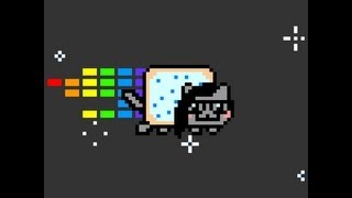 DUBSTEP NYAN CAT [1 HOUR]