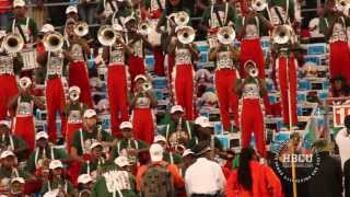 Florida A&M Marching 100 - Boogie Wonderland (2013) HBCU Bands