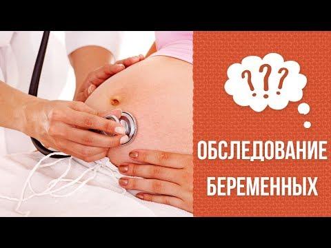 Почему необходимо обследование во время беременности