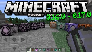 Minecraft PE 0.16.0 / 0.17.0 Gameplay - FAKE MCPE Leaked Concept APK (Pocket Edition)