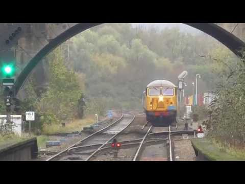 UK Rail leasing 56104 & 56098 with Laira to Kilmarnock Barclay sidings  GWR hst stock move
