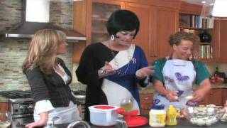 DISH Cooking Show-Aunt Barbara (Teaser)