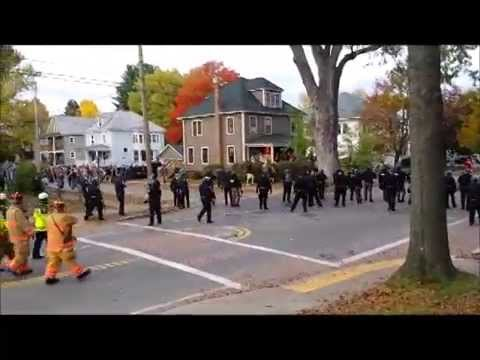 If America Reacted to Keene Pumpkin Fest Rioters Like They