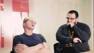 ShortList interviews Simon Pegg and Nick Frost