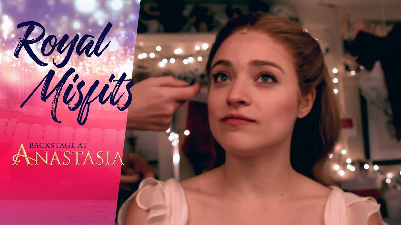 Download Episode 9: Royal Misfits: Backstage at ANASTASIA with Christy Altomare