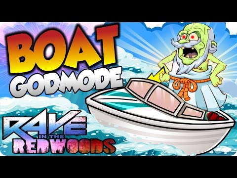 """Rave In The Redwoods Glitches: Easy* True BOAT GodMode """"After-Patch 1.11"""" - IW Zombies"""